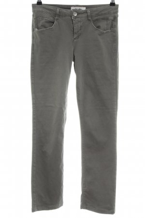 Street One Slim Jeans khaki Casual-Look