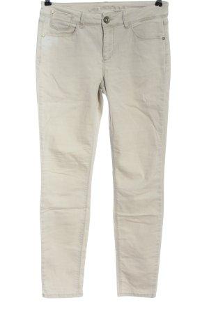 Street One Slim Jeans wollweiß Casual-Look