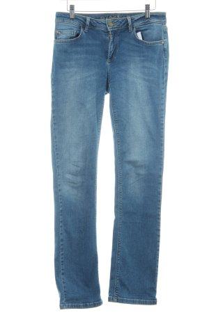 Street One Slim Jeans himmelblau Casual-Look