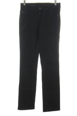 Street One Slim Jeans schwarz Casual-Look