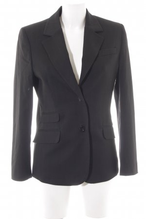 Street One Smoking-Blazer schwarz Nadelstreifen Business-Look