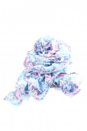 Street One Summer Scarf abstract pattern casual look