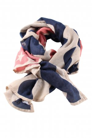 Street One Summer Scarf themed print casual look