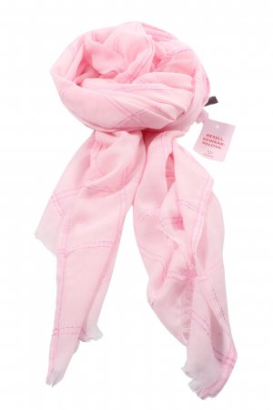 Street One Summer Scarf pink casual look
