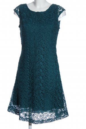 Street One Spitzenkleid blau Elegant