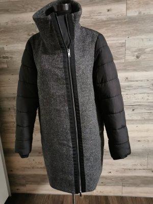 Street One Cappotto trapuntato nero-grigio