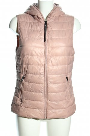 Street One Steppweste pink Steppmuster Casual-Look