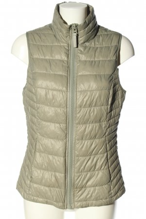 Street One Quilted Gilet khaki quilting pattern casual look