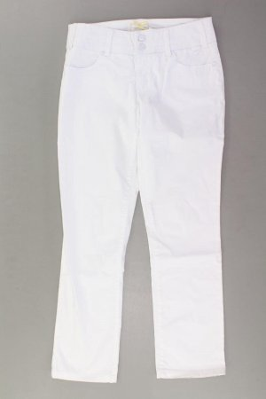 Street One Jersey Pants natural white