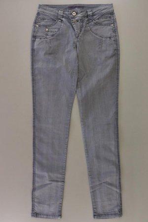 Street One Jeansy z prostymi nogawkami Wielokolorowy Bawełna