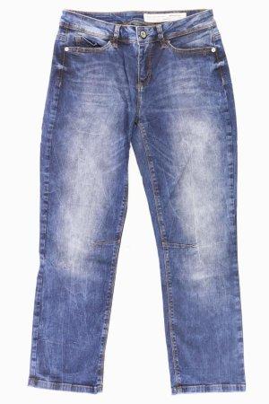 Street One Jeansy z prostymi nogawkami Bawełna