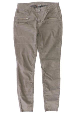 Street One Jeansy z prostymi nogawkami oliwkowy Bawełna