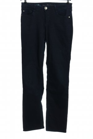 Street One Straight-Leg Jeans blau Casual-Look