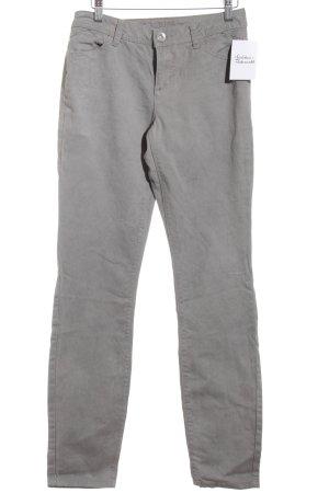 Street One Jeansy z prostymi nogawkami szary W stylu casual
