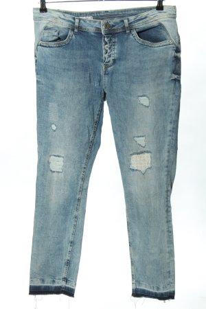 Street One Jeans stretch bleu style décontracté