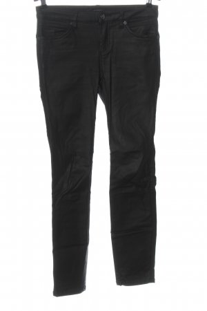 Street One Stretchhose schwarz Casual-Look