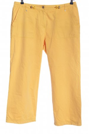 Street One Stretchhose hellorange Casual-Look