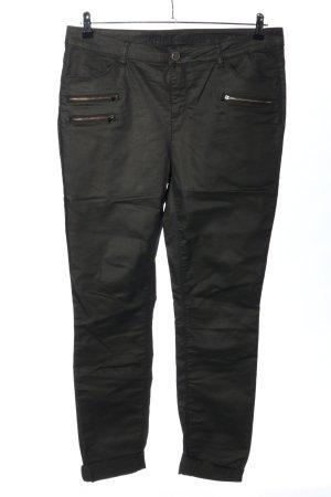 Street One Pantalon strech noir style décontracté