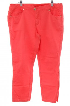 Street One Stretch Trousers red casual look