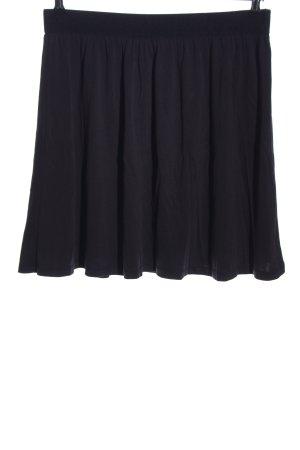 Street One Spódnica ze stretchu czarny W stylu casual