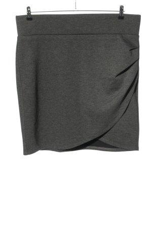 Street One Spódnica ze stretchu jasnoszary Melanżowy W stylu casual