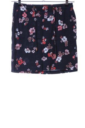 Street One Spódnica ze stretchu Wzór w kwiaty W stylu casual