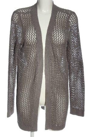 Street One Cardigan in maglia grigio chiaro stile casual