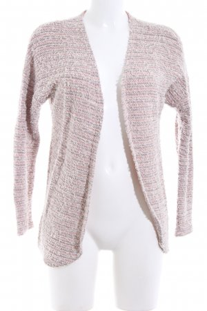 Street One Strick Cardigan Allover-Druck Casual-Look