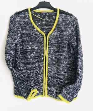 Street One Blazer in maglia multicolore Cotone
