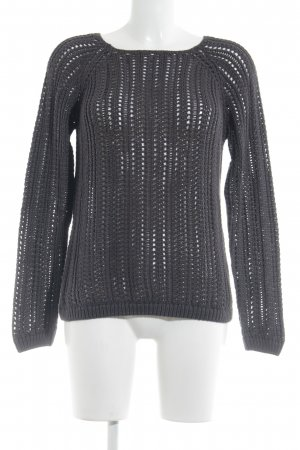 Street One Strickpullover anthrazit Casual-Look