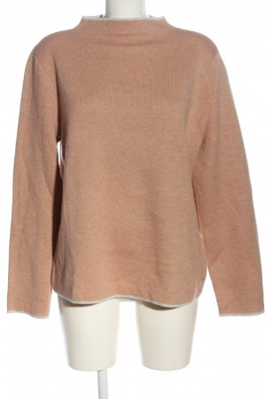 Street One Strickpullover nude Casual-Look