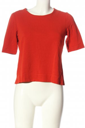 Street One Knitted Jumper red casual look