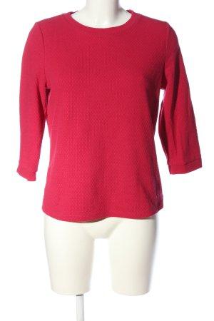 Street One Strickshirt pink Webmuster Casual-Look