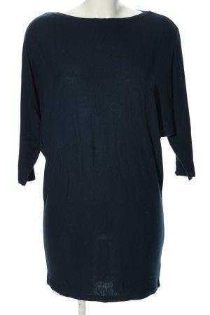 Street One Strickshirt blau Casual-Look