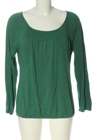 Street One Strickshirt grün Elegant