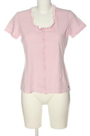 Street One Strickshirt pink Casual-Look