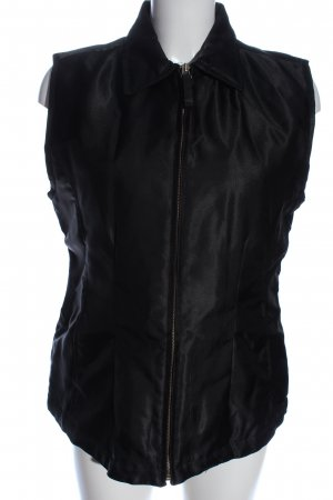 Street One Chaleco deportivo negro look casual