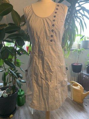 Street One süßes Mini Sommerkleid grau in 38