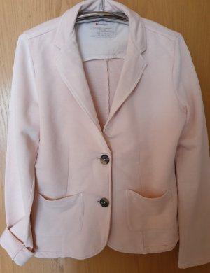 Street One Blazer sweat rosa pallido-rosa