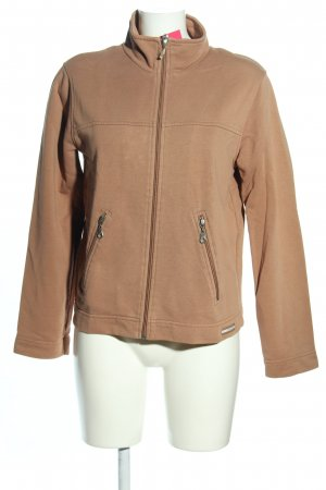 Street One Sweatjacke nude Casual-Look