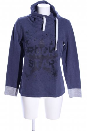 Street One Sweatshirt Motivdruck Casual-Look