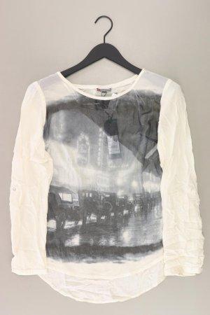 Street One Sweatshirt creme Größe 38