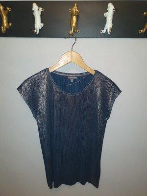 Street One T-shirt bleu foncé