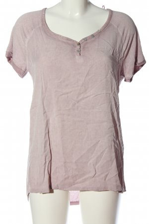 Street One T-Shirt pink casual look