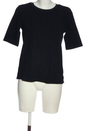 Street One T-Shirt schwarz Casual-Look