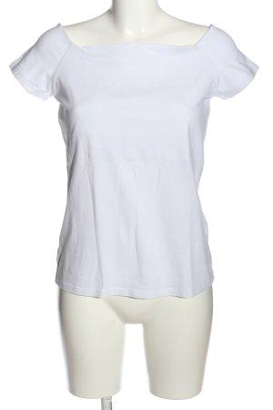 Street One T-Shirt weiß Casual-Look