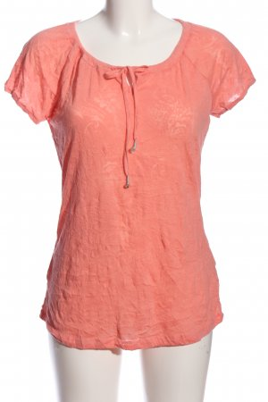 Street One T-Shirt pink Casual-Look
