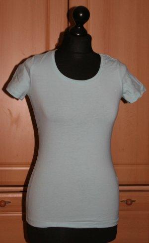 . Street One T-Shirt türkis Gr. 34/XS hellblau türkis