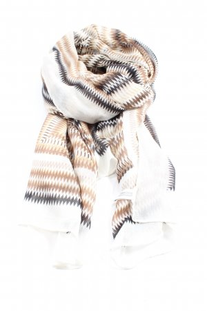 Street One Traditional Scarf striped pattern casual look