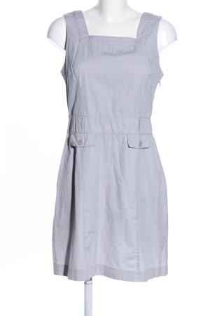 Street One Robe à bretelles gris clair style décontracté